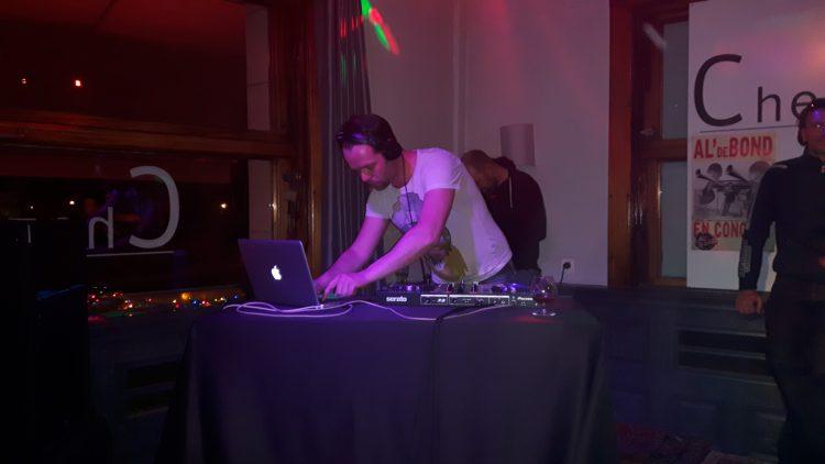 Soirée Techno avec Anthony & Flo