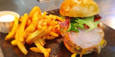 burger maison Chez Max à Auxerre
